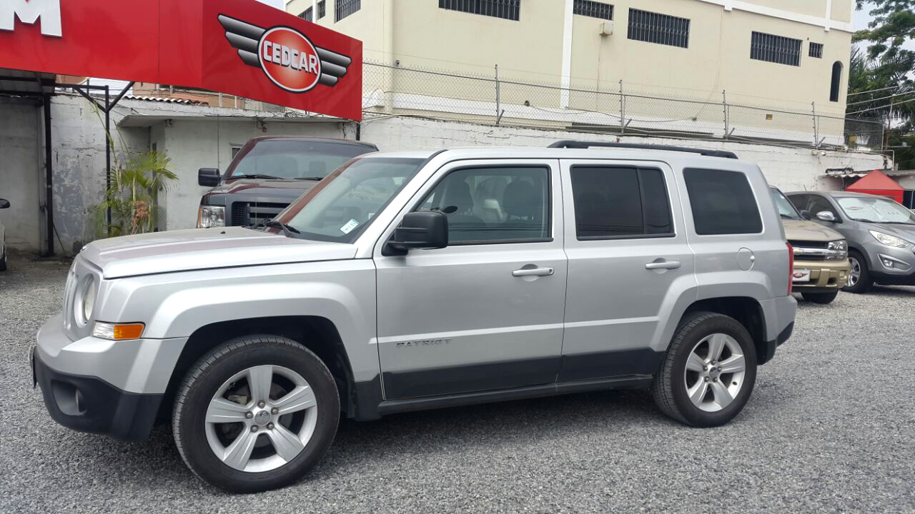 2021 Jeep Patriot New Review