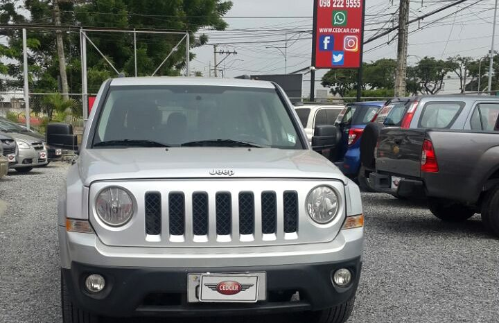 JEEP PATRIOT 2011 T/A 4X2 full
