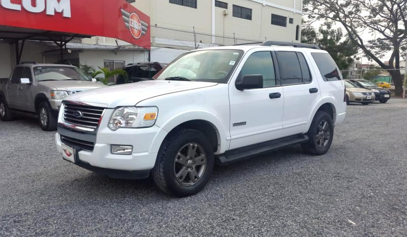 FORD EXPLORER 2008 4X2 T/A full
