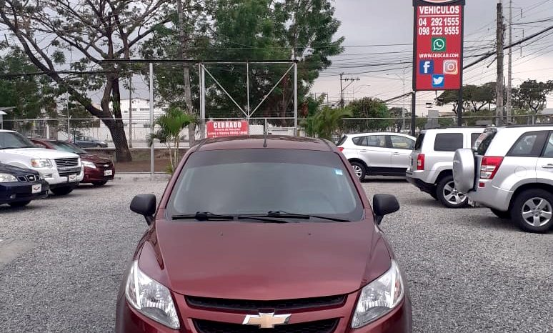 CHEVROLET SAIL 2016 T/M full